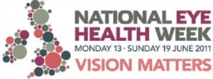 National Eye Health Week logo